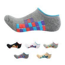 Towel bottom socks summer invisible socks low shallow mouth cotton personality style sports socks deodorant sweat(China)