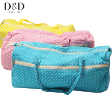 Practical Polyester Fabric Knitting Needles Storage Bag Knitting Tote Household Sewing Crafts Organizer Bag 3 Colors(China)