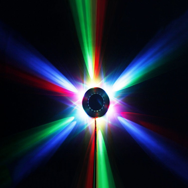 Mini Laser Stage Light Little Sun KTV Lighting Bar Lights Background Stage Lamp LED Disco Laser Wedding Party Lamp<br><br>Aliexpress