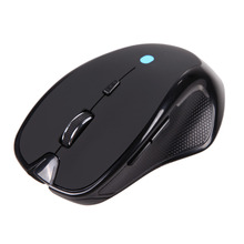 Ergonomic Wireless Bluetooth 3.0 mini Optical Computer Mouse 6 Buttons Mice 1600DPI for laptopTablet PC 10M Working distance