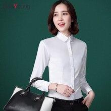 Popular Women White Classic Shirt-Buy Cheap Women White Classic ...