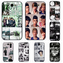 One Direction 1D Mobile Cell Phone Case For LG Google Nexus G Mini L70 L90 K10 2 3 4 5 6P Wallet Cover Shell Accessories Gift(China)