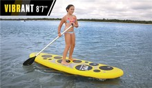 Inflatable Stand Up Paddle Board SUP w/accessories VIBRANT Standup Paddleboard