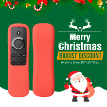 SIKAI Original Cover Replacement Remote Case for Amazon Fire TV Stick with Voice Remote Silicone Case for Amazon Fire TV Stick(China)