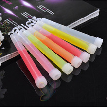 "5 pcs Hot sale party  6""Glow Sticks Light Decor Assorted Lanyard Favors Neon Rave Christmas Good Quality"