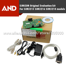 sim5215 sim5216 sim5218 evaluation board, original SIMCOM, fast lead time(without module)