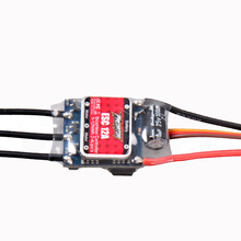 FMS Predator 12A Brushless ESC With 2A Switch BEC JST Plug for RC Models(China)