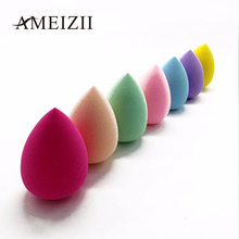 AMEIZII 1pcs Women's Makeup Foundation Sponge Cosmetic Powder Puff Smooth Beauty to Make up Tools Accessories