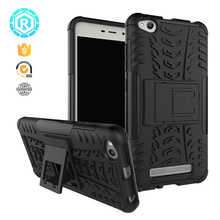 R For Xiaomi Redmi 4A Case 5.0 inch Heavy Duty TPU+PC Silicone Kickstand Cover Armor Back For Xiaomi Redmi 4A Case Phone Case