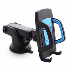 For Meizu M3 Note 6 Pro Mx5 Mx6 M2 Note Universal 4- 6 inch Retractable Windshield Dashboard Car Phone Stand Holder GPS Mount