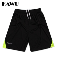 KAWU best running shorts Breathable summer men short running tights soft athletic shorts plus size 4XL 5XL P17011