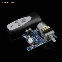 Buy WL028 Preamplifier Power amplifier balance input output Remot volume control board ALPS motor potentiometer for $32.88 in AliExpress store