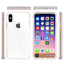 Buy iPhone 8 Protective Case Hybrid TPU+PC Back Coque Funda Shell Shock Resistant Case Cover iPhone X/iPhone 4/5/6/7/8 Plus for $80.99 in AliExpress store