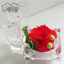 Eternal Life Flowers Gift Ring Box Wholesale Flowers Valentine's Day Gift Ideas Birthday Gifts Beautiful Charming High Quality
