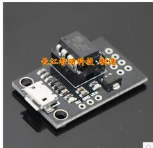 Free Shipping electronic !!! CJMCU-ATTINY85-20PU DIP-8 pin DIP form-factor pluggable programming ATMEL Development Board