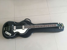 BEST Hofner bass guitar BEST workmanship Hard case included All colors available(China)