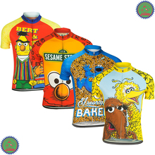 NEW 2017 JIASHUO cartoon Ciclismo Ropa Bike RACE Pro Team Bicycle Cycling Jersey / Wear Clothing / Breathable Customized Chooses(China)