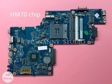 New H000052730 for Toshiba Satellite C850 C855 L850 L855 C850-1HE C850-1CW Intel HM70 chip Motherboard Mainboard & free cpu