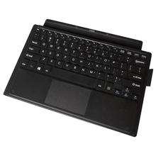 High Quality External Tablet Keyboard with Magnetic Docking Touchpad Supporting for Jumper K10-03 Ezpad 5SE Fe14