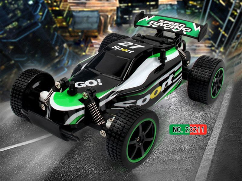120 Off Road Remote Control Car 2.4G 2WD RC Car Radio Controlled Toys  RC Electric Car Off Road Truck Boy Cool Gifts (4)