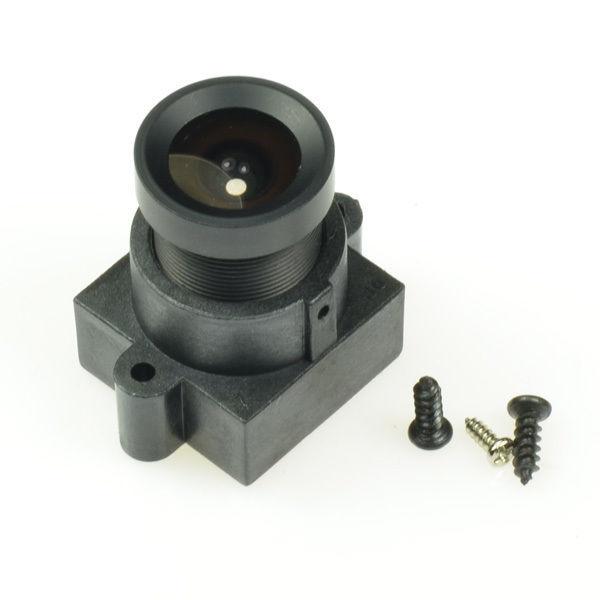 2.8mm CCTV lens + Mount for PCB Camera Mini CCTV Camera<br><br>Aliexpress