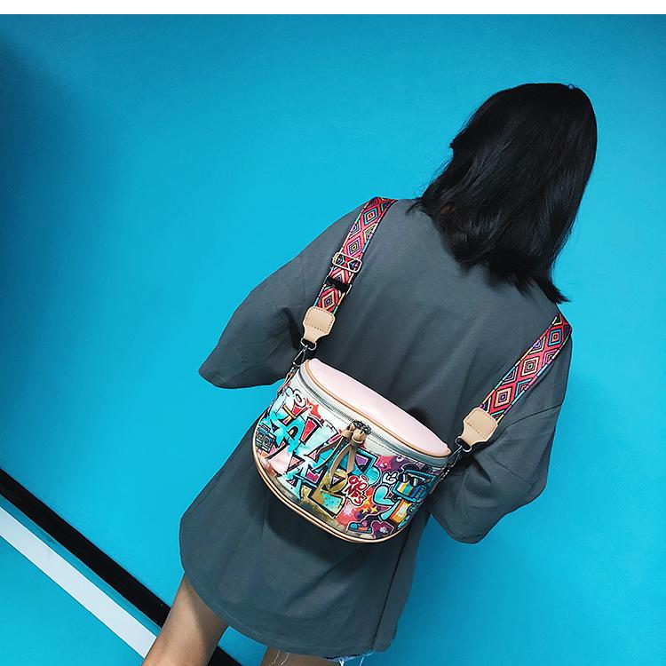 Cross body Shoulder Bag Handbag Flower print one shoulder messenger bags bolsa feminina bag 54 Online shopping Bangladesh