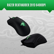 Razer Deathadder 2013, 6400DPI, Syanspe 2.0, gaming mouse, Brand new, Fast & free shipping,