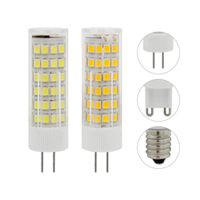 1pcs Lamparas LED G9 G4 E14 Bulb No Flicker AC 220V Spotlight SMD 2835 Light Replace 30W 40W 50W Halogen Lamp for Chandeliers