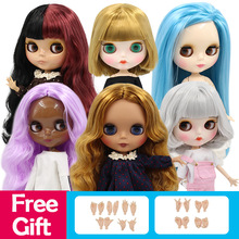 Bjd Naked-Doll 30cm Special-Offer DIY Girl Factory Normal/joint-Body Gift ICY Lower-Price