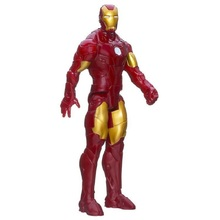 Free Shipping 12inch Iron man Toys Marvel Dolls Super Hero Action Figure Hot Classic Boys Toys For Children Best Christmas Gift