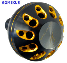 Power Knob For Shimano A Daiwa S Stella FI Sustain FG Twinpower 2000-4000 Nasci Certate Sedona FI 1000-5000 Direct Fit Gomexus(China)