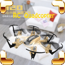 New Year Gift 2.4G RC Remote Control Helicopter Toys 6 Axis Stable Mini Quadcopter Small Electric Machine Toy Air Play Present(China)
