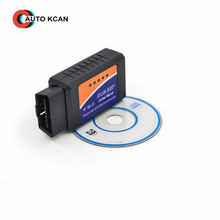 WIFI ELM327 Wireless OBDII Auto Scanner Adapter Scan Tool(China)