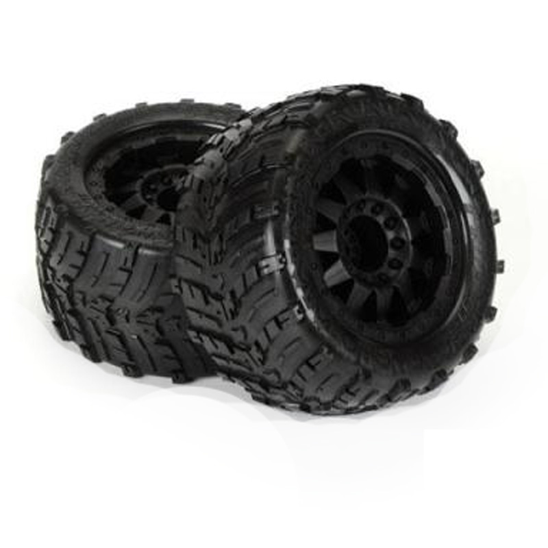 Child toys rc car parts 17mm  PL Blaster 3.8 () all-terrain tire is mounted 17 mm 1193-13 for bigfoot  jeep rc cars <br><br>Aliexpress