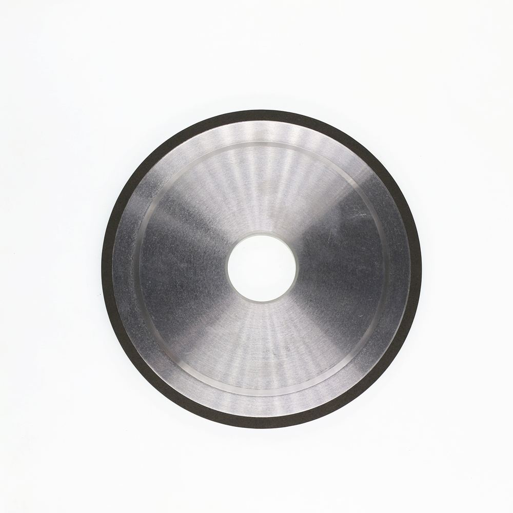 100% concentration. Diamond grinding wheel. Slotted purposes. Resin wheel. Grinding wheel. 150*31.75*5*6<br>