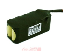 Nickel Metal Hydride NiMH Sub C SC 12V 4000mAH Battery Pack for Toys w/Wire 10SX(China)