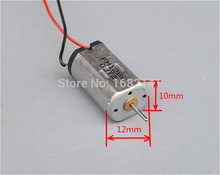 1.5V - 3V DC N30 Micro power Consumption 2000 to 4000 rpm/min Solar Motor MMini Motor Long Axis with cable Toy Motors