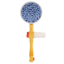 Car Wash Switch Water Flow Foam Brush Rotating Car Washer Automatic Washing Brush Professional Car Wash Brush Auto Clean Tools