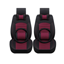 Special Breathable Car Seat Cover For Dacia All Models Sandero Duster Logan /car accessories car cushions car Stickers