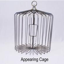 tour de magie oiseau cage