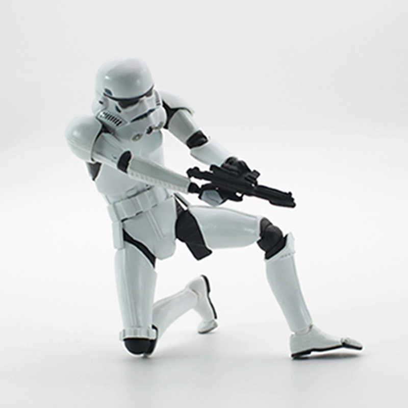 Movie Star Wars Storm Trooper Action Figure Collectible Model Toys For Collection Gift<br>