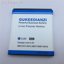 GUKEEDIANZI 100% High Quality Replacement Battery AB2400AWMC 2400mAh For PHILIPS Xenium W732 W736 W832 D833 W6500 Batteries(China)