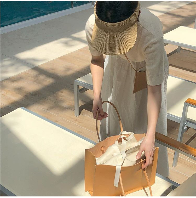 ladies uv roll up korean sun visor hat women sun visor straw sun visor caps (29)