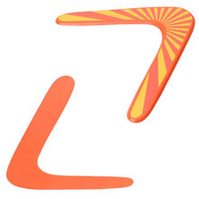 Peradix Outdoor High Intensity Boomerang Set V-Shaped Dart Frisbee Kids Toys Funny Flying Outdoor Toys for children