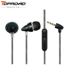 TOPROAD In-Ear Connector Earbuds 3.5MM Wired Earphone with Microphone Noise Cancelling Headset for Xiaomi iPhone Samsung Mp3/Mp4