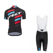 2017 pro team felt summer mens Cycling jerseys breathable bike clothing MTB Ropa Ciclismo Bicycle maillot(China)
