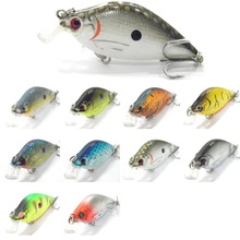 wLure 6.4cm 7g Crankbait Hard Bait Carp Fly Fishing Fresh Water Sea Insect Bait Fake Lure Fishing Lure C503(China)