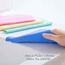Creative Glass Cleaning Dishes Clean lint-free Rags Nonstick Oil Scouring Towel Microfiber Towels Micro Fiber Cleaning Cloths