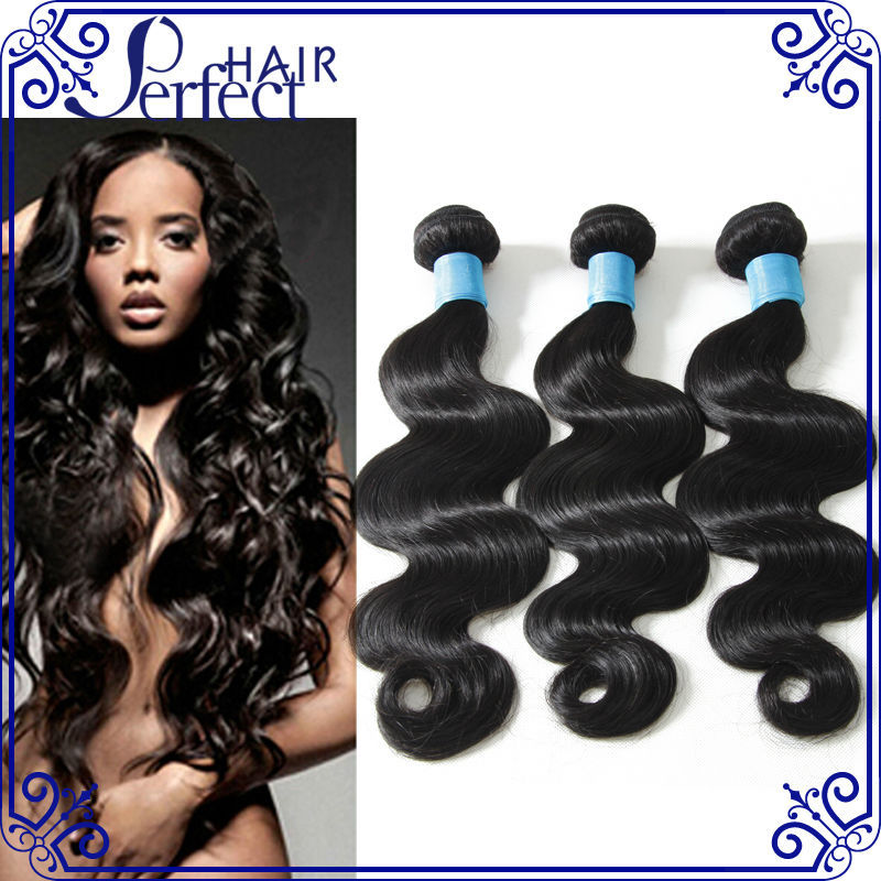 Unprocessed Peruvian Virgin Hair Body Wave 3Pcs/Lot Queen Love Hair Products Human Hair Weaves Extensions Peruvian Body Wave 6A<br><br>Aliexpress