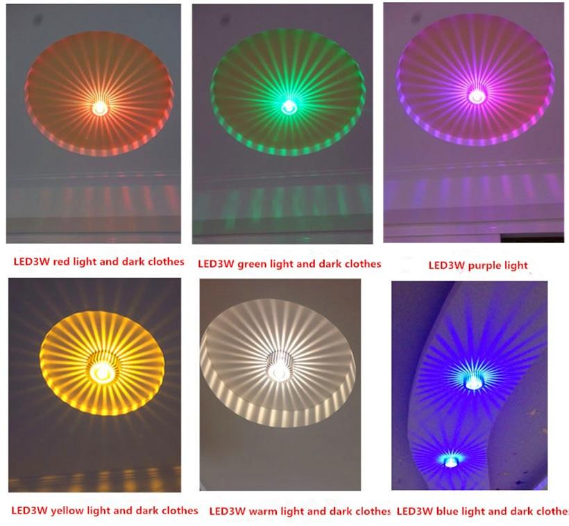 LED Crystal Aisle Celling Light (4)